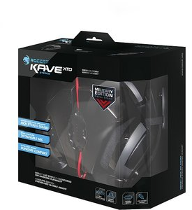 ROCCAT Kave XTD Stereo - Premium Stereo Headset - Naval Storm (M