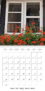 Welcoming homes (Wall Calendar 2015 300 × 300 mm Square)
