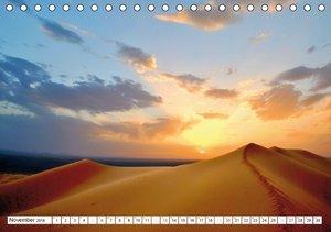 Vom Maghreb zum Maschrek - Nordafrika (Tischkalender 2016 DIN A5