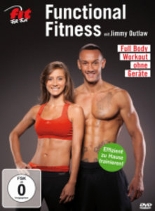 Fit for Fun - Functional Fitness mit Jimmy Outlaw - Full Body Wo