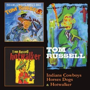 Indians Cowboys Horses Dogs/Hotwalker