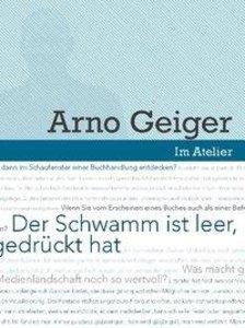 Im Atelier. Beiträge zur Poetik der Gegenwartsliteratur 07/08 /