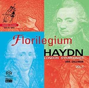London Symphonies Arr.Salomon Vol.1