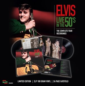 Live In The 50?S-The Complete Tour Recordings