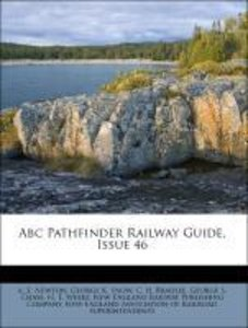 Abc Pathfinder Railway Guide, Issue 46