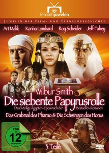 Die siebente Papyrusrolle - Teil 1-3 (Fernsehjuwelen)