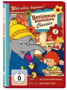 Benjamin Blümchen Classics 02 ... als Feuerwehrmann / ... auf ho