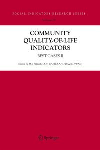 Community Quality-of-Life Indicators 2