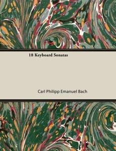 18 Keyboard Sonatas