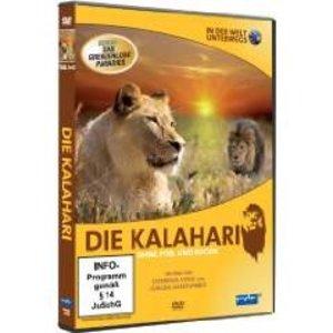 IN DER WELT UNTERWEGS - Die Kalahari (Teil 1+2)