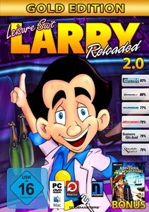 Leisure Suit Larry - Reloades Gold Edition
