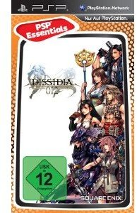 Dissidia 12 (Duodecim) Final Fantasy - PSP Essentials