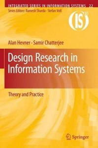 Design Research in Information Systems