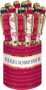 Kugelschreiber - All about red