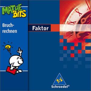 Faktor. 5./6. Schuljahr. Lernsoftware MatheBits. CD-ROM für Wind
