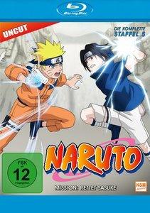 Naruto Staffel 5: Mission: Rettet Sasuke: Folge 107-135