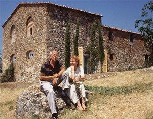 Ein Haus in der Toskana