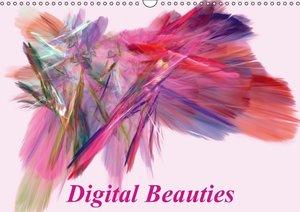Art-Motiva: Digital Beauties / UK-Version / Birthday Calenda
