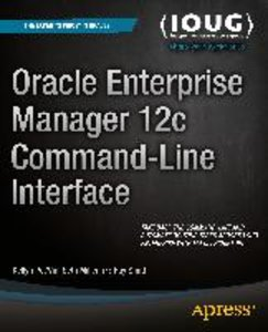 Oracle Enterprise Manager 12c Command-Line Interface