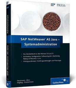 SAP NetWeaver AS Java - Systemadministration