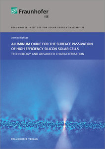 Aluminum Oxide for the Surface Passivation of High Efficiency Si