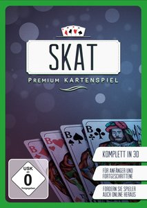 Skat - Premium Kartenspiel. Für Windows XP/Vista/7/8
