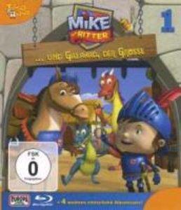 Mike, der Ritter 01 und Galahad, der Große