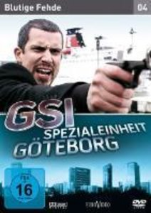 GSI-Spezialeinheit Göteborg 4 (DVD)