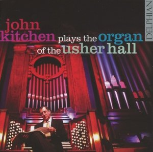 The Usher Hall Organ