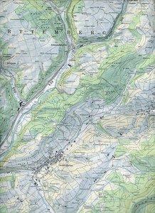 Swisstopo 1 : 25 000 Schaffhausen und Umgebung