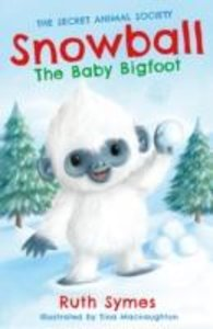 Snowball the Baby Bigfoot