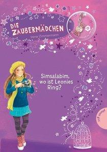 Die Zaubermädchen 09. Simsalabim, wo ist Leonies Ring?