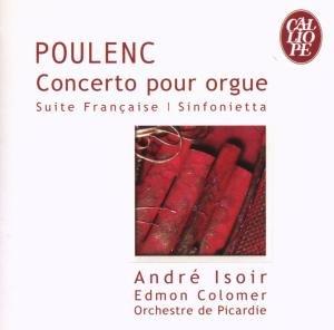 Concerto Pour Orgue/+
