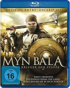 Myn Bala-Krieger der Steppe-Blu-ray Disc