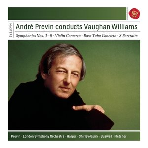 Andr? Previn Conducts Vaughan Williams Symphonies