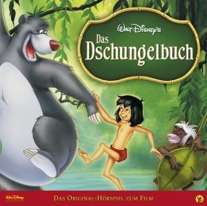 Das Dschungelbuch. CD