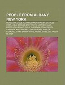 People from Albany, New York