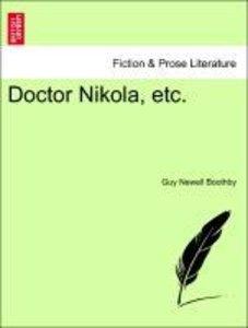 Doctor Nikola, etc.