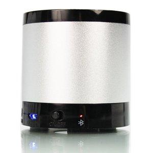 Qware Bluetooth Pod Speaker - Silver