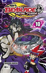 Adachi, T: Beyblade: Metal Fusion 10