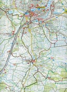 LVA SH 50 000 Wanderkarte Rendsburg - Neumünster