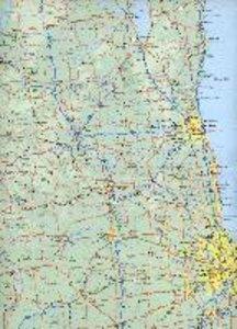 Great Lakes Region USA / Canada 1 : 1 000 000