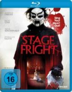 Stage Fright (Blu-Ray)