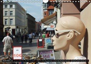 Wismar - Ansichten einer Hansestadt