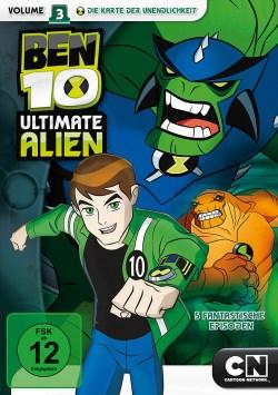 Ben 10: Ultimate Alien - zum Schließen ins Bild klicken