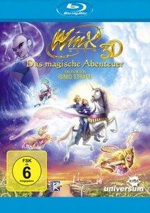 Winx Club 3D/2D BD- Das magische Abenteuer