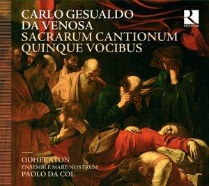 Sacrarum Cantionum Quinque Vocibus Liber Primus (1