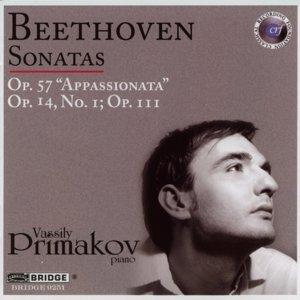 Soantas op.57,op.14,op.111