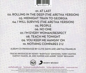 Aretha Franklin Sings the Great Diva Classics