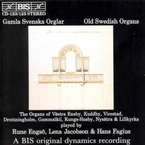 Alte schwedische Orgeln